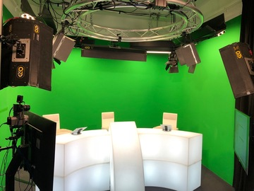 Location à la journée: Studio photo/video/webcast - Boulogne-Billancourt