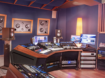 Location à la journée: Globe Audio Mastering