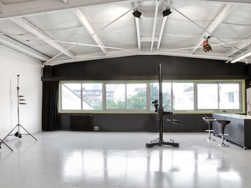 Location à la journée: Studio photo montreuil 100 M2