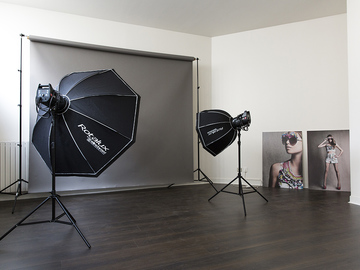 Rental per hour: Studio photo NOGENT SUR MARNE